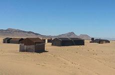 Desert Camping Marrakech to Chegaga Dunes