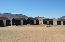 Desert Camping Ouarzazate to Chegaga dunes