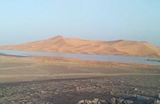 Desert Camping Zagora to Chegaga